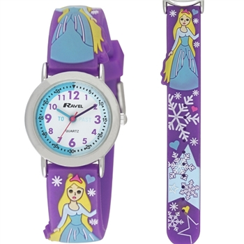 3D KIDZ PRINCESS WATCH R1513.75