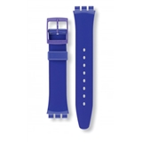 SWATCH CLASSIC PURPLE STRAP 17MM ACGV121