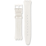 SWATCH CREAM SKIN WATCH STRAP 17MM PANNA MONTATA ACSFK199