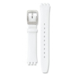 SWATCH IRONY LEATHER WHITE 12MM AYSS267