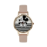 LADIES STRIPY MICKEY MOUSE MK5087