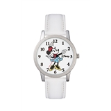 LADIES WHITE MINNIE MOUSE MN1383
