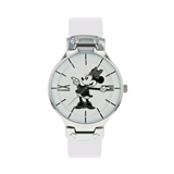 LADIES WHITE MINNIE MOUSE MN1562